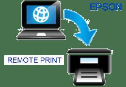 Image Epson Remote Print