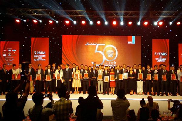 Công Ty FPT Liên Tục 5 Năm Lọt Vào Top 50 Doanh Nghiệp Hiệu Quả