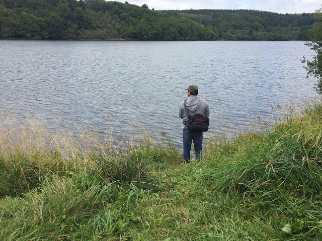 Lacul Guéry Masivul Central Francez