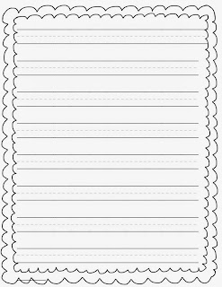 Word Bank is provided for each writing page with words related to ...