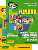 Concurso FUNASA 2017