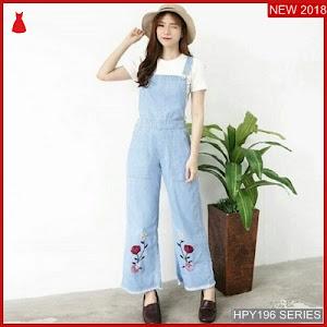 HPY196K102 Keyko Playsuit Anak Jeans Murah BMGShop