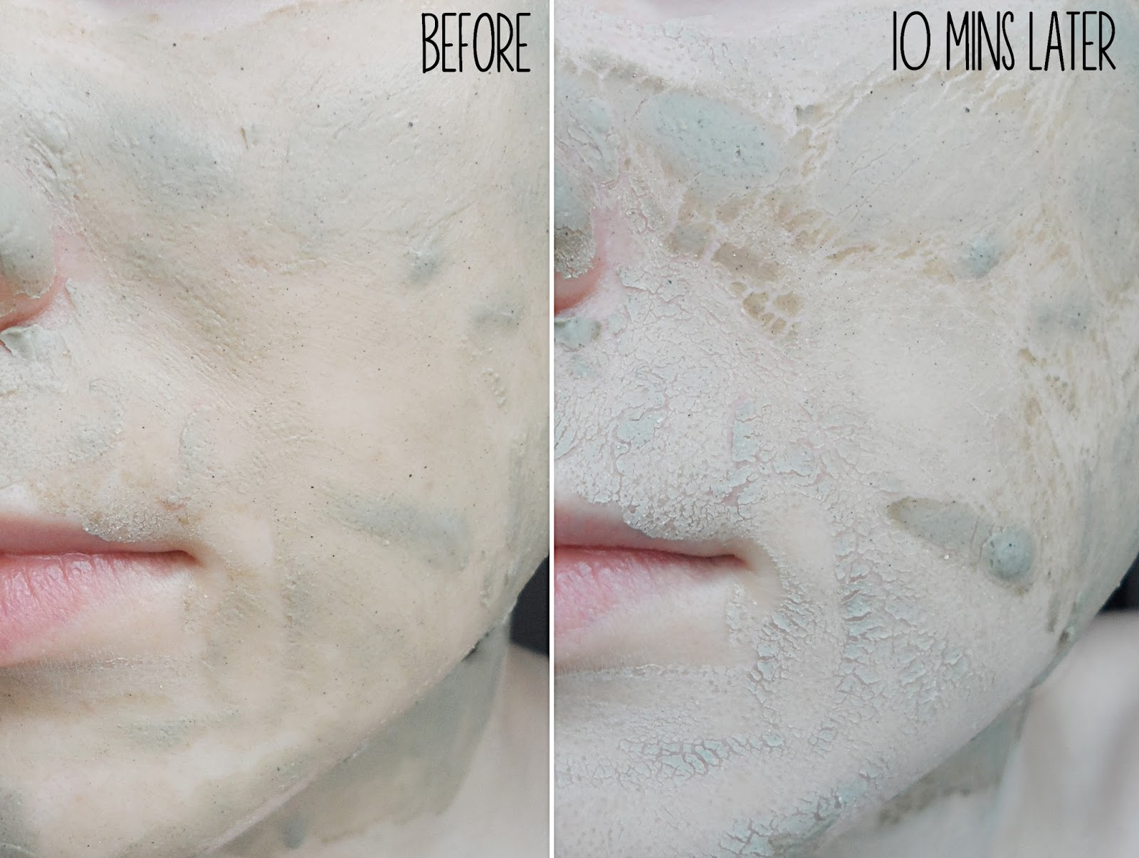 french green clay mask bentonite clay mask fuller`s earth mask natural maple holistics mask review liz breygel