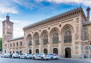 トレド駅(スペイン)