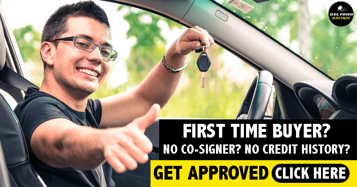 First Time Buyer Car >> Del Toro Auto Sales Blog Assisting First Time Car Buyers At