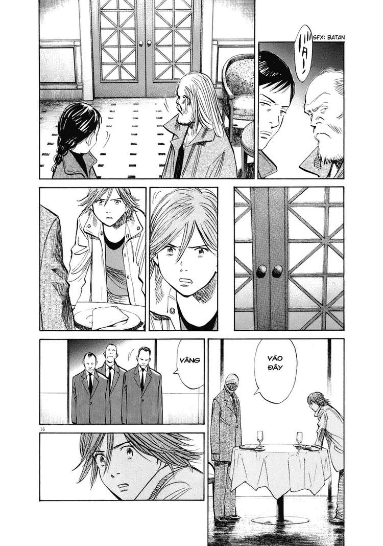 20th Century Boys chapter 221 trang 31
