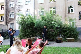 27.08.2017 Dortmund - Borsigplatz: Violet Quartet