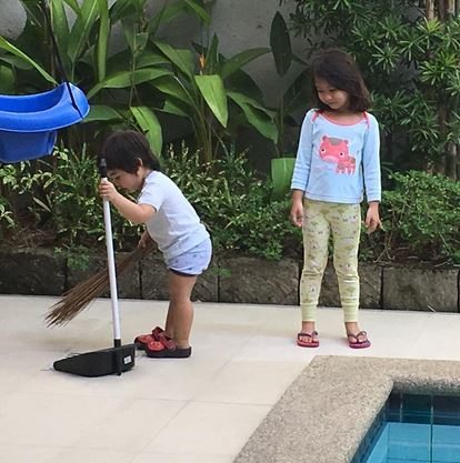 Kristine Hermosa Proudly Shares Pictures of Her and Oyo Sotto's 'Super Sipag' Son