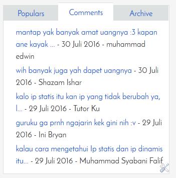 Contoh-Widget-Recent-Comments