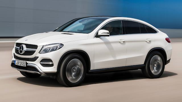Mercedes GLE 400 4MATIC Coupe luôn tạo sự cuốn hút cho khách hàng