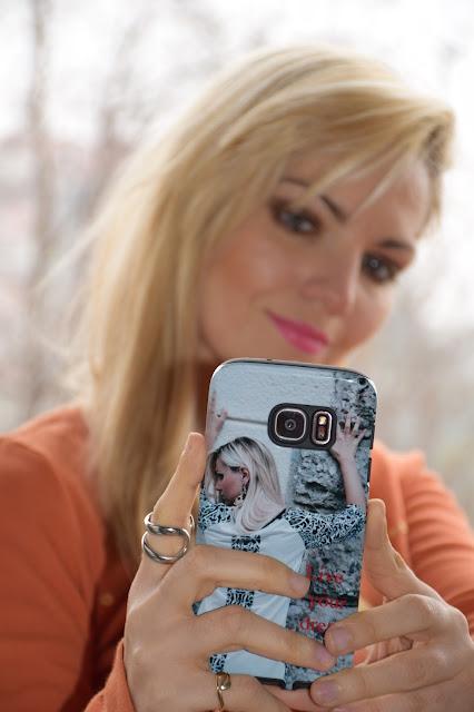 cover personalizzate gocustomized come personalizzare la cover del proprio cellulare idee regalo san valentino  mariafelicia magno fashion blogger colorblock by felym blogger italiane accessori donna profumo dior cover personalizzata per samsung galaxy s7