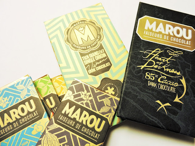 chocolats marou bean to bar