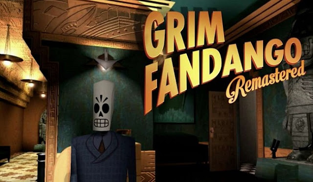 Giveaway Game Grim Fandango Remastered Untuk Windows, Mac & Linux