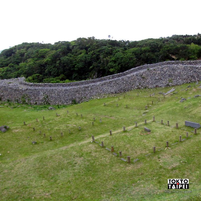 【今歸仁城跡】沖繩最北的世界遺產 壯觀的1500公尺長城牆