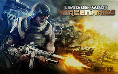 League of War Mercenaries Apk + Mod Attack for Android