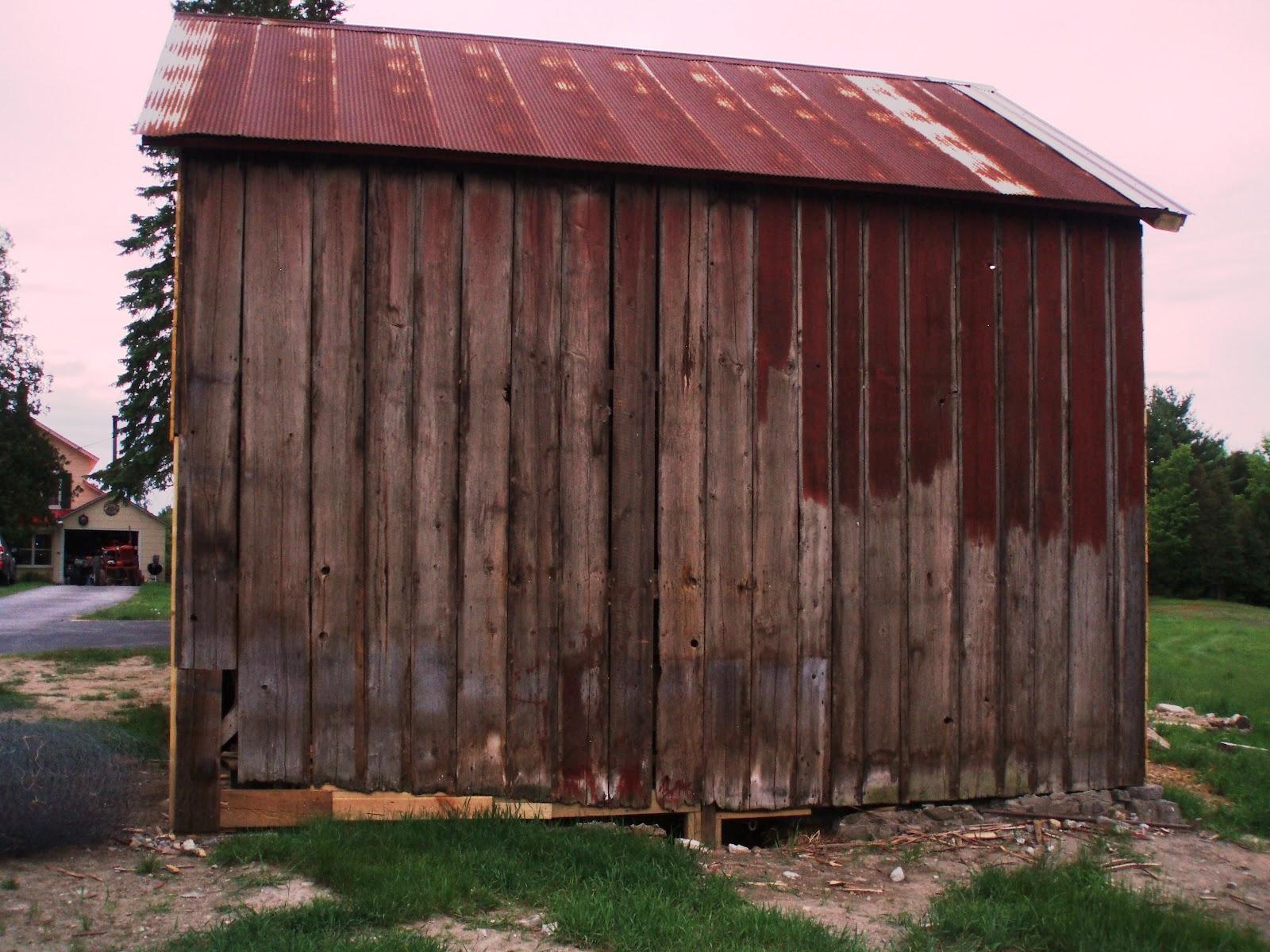 A and B Farm: Renovating Old Barns