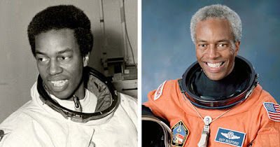 Guion Guy Bluford, first Black astronaut to travel to outer space