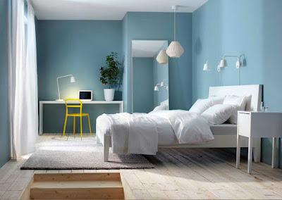 Desain Kamar Tidur Klasik Dan Minimalis