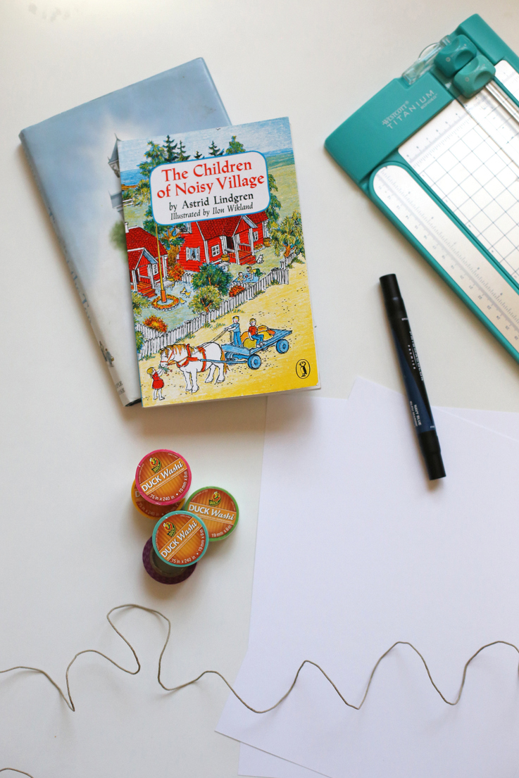 A cute and easy way to track the books your child reads this year!