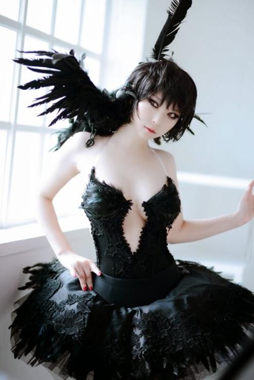 Cat Black Magi