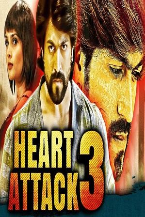 Heart Attack 3 (2018) 850Mb Full Hindi Dubbed Movie Download 720p HDRip thumbnail