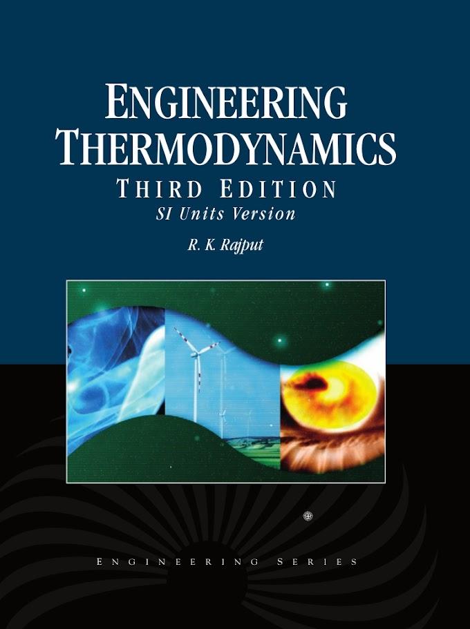Download Engineering Thermodynamics by R K RAJPUT Pdf Book