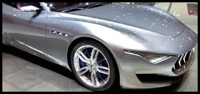2016 Maserati Alfieri Price
