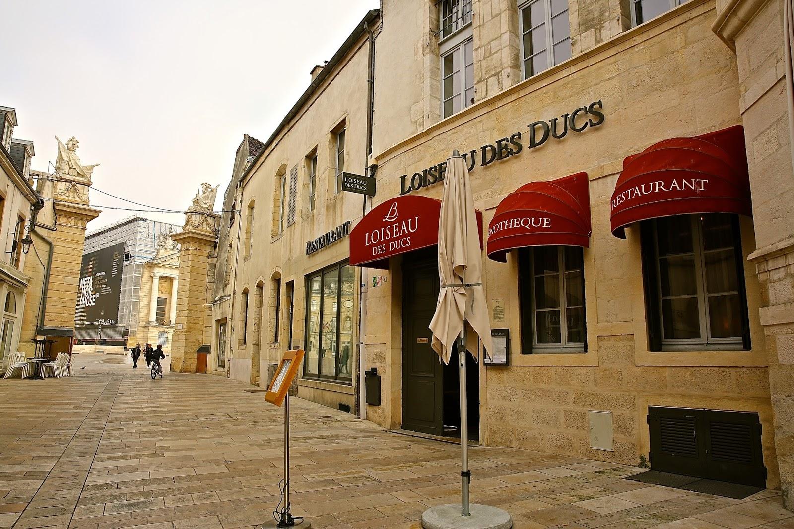Hotel Spa Dijon Centre