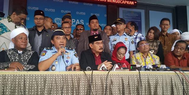 Ketua KPK Ingin Segera Bertemu Antasari Setelah Bebas