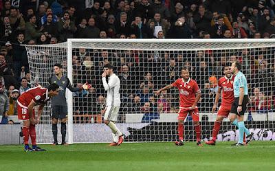 Crónica Real Madrid 3 - Sevilla FC 0