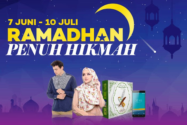Diskon Berkah di Ramadhan yang Penuh Hikmah