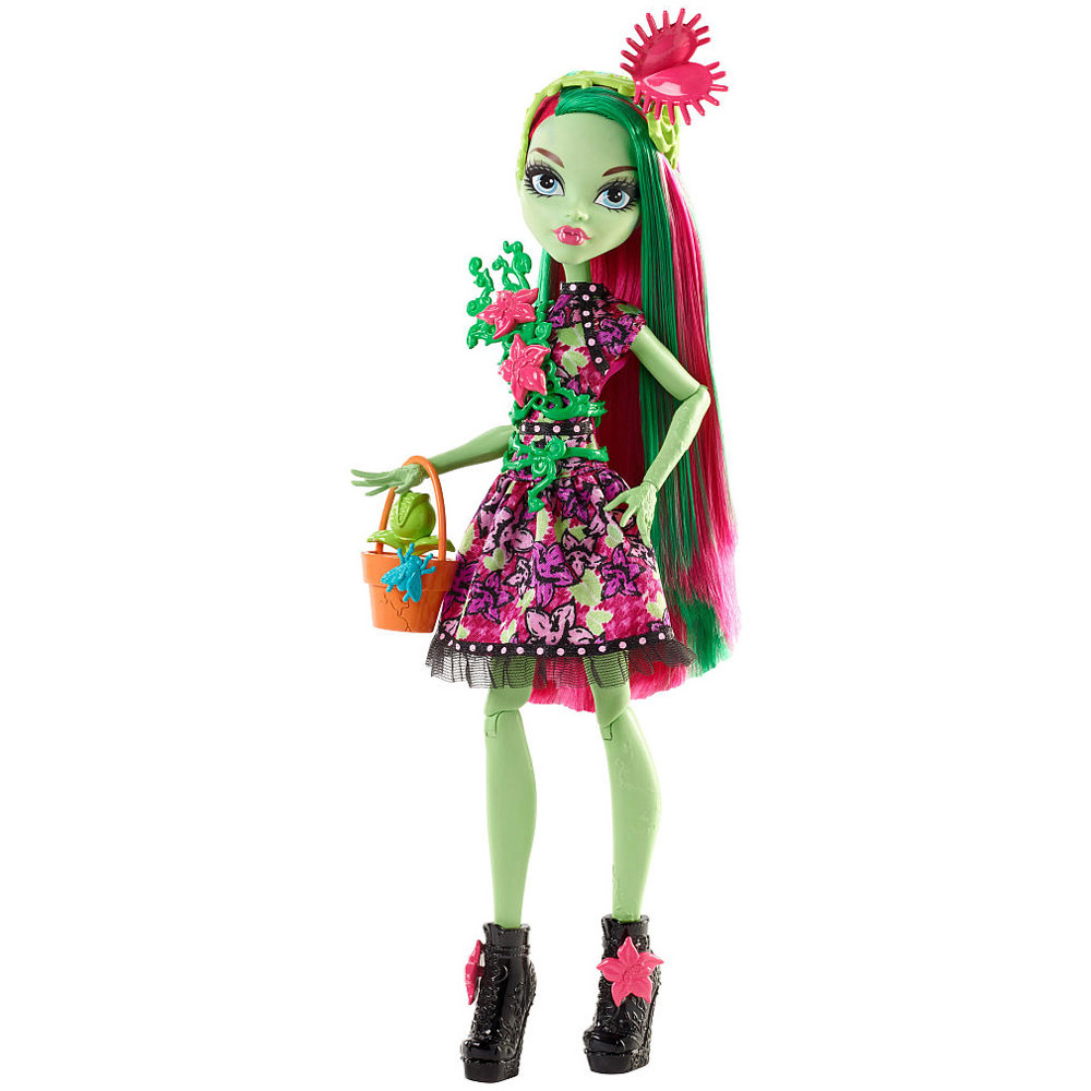 MH Party Ghouls Venus McFlytrap Doll ...  sc 1 st  MH Merch & MH Party Ghouls Dolls | MH Merch