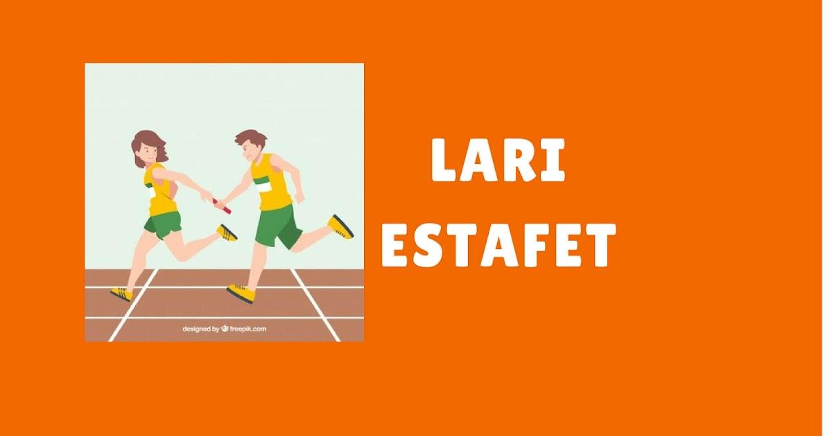 Nih 9+ Teknik Lari Estafet Singkat Beserta Gambarnya - Olahraga Rewrite