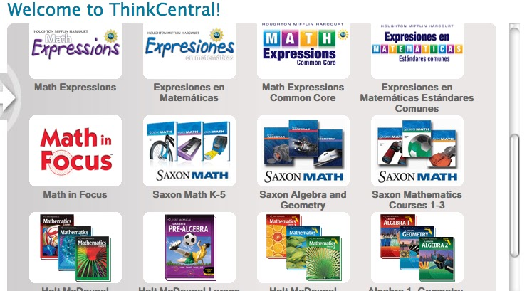 Mrs  Follansbee's Second Grade: Think Central