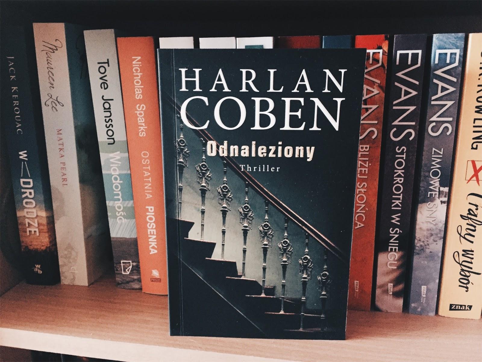 Odnaleziony, Harlan Coben