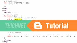 Generic Syntax Highlighter - Làm đẹp code cực nhẹ và nhanh cho Blog