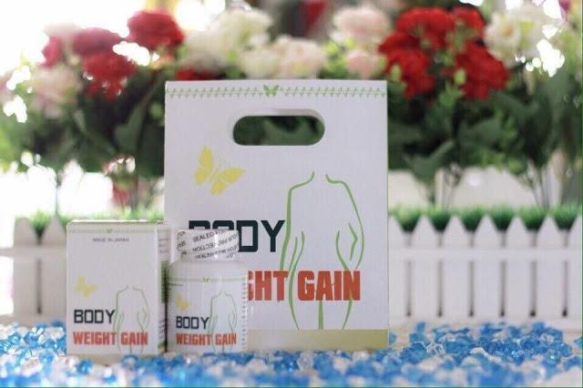 Thuốc tăng cân của Nhật Bản BODY WEIGHT GAIN, Body weight gain mua ở đâu, Body weight gain giá bao nhiêu !