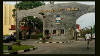 LIST OF COURSES OFFERED IN UNIVERSITY OF CALABAR