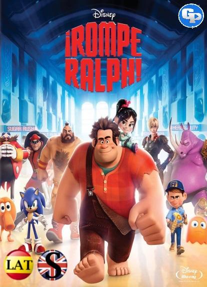 Ralph el Demoledor (2012) HD 720P LATINO/INGLES