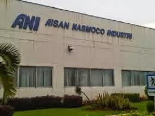 Lowongan Kerja Terbaru di PT Aisan Nasmoco Industri Sebagai Operator Produksi