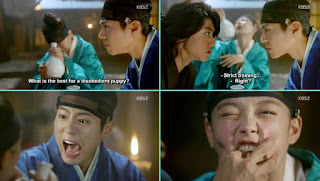 Sinopsis Drama Korea Terbaru : Love In The Moonlight Episode 10 (2016)