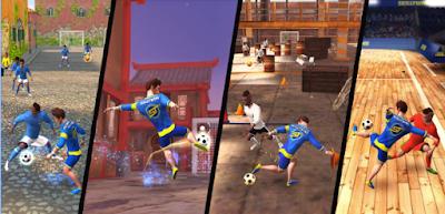 SkillTwins Football Game 2 Mod Apk Terbaru