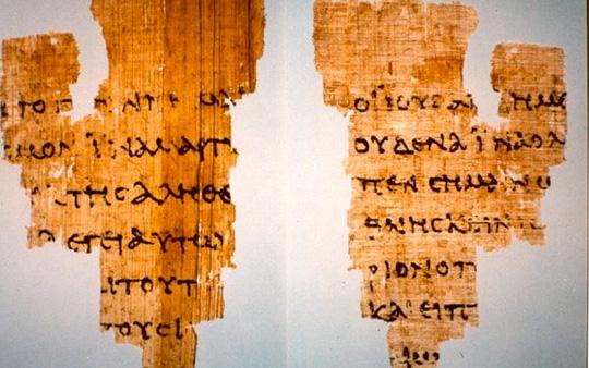 JESÚS vs APOLONIO DE TIANA Fragmento