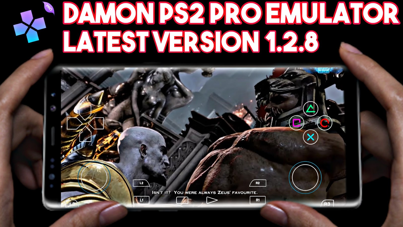 ⚡ Damon ps2 pro emulator for android download | DAMON PS2 PRO APK