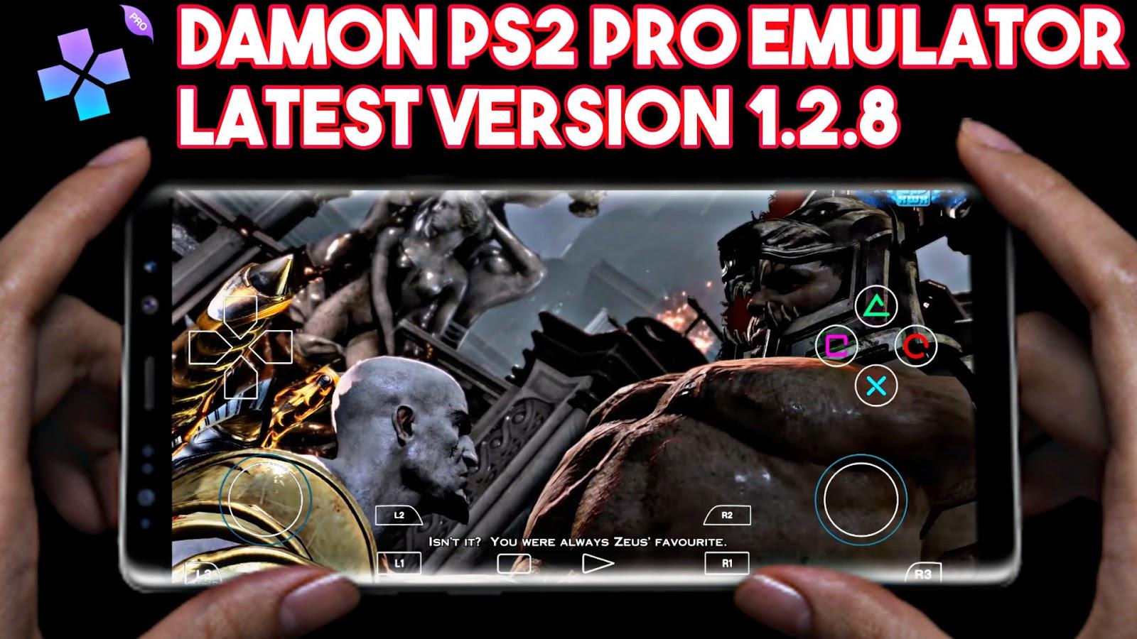 Damon ps2 pro mod apk | DamonPS2 PRO (PS2 Emulator) 1 2 8 [Paid] apk