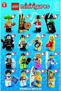 Lego series 2