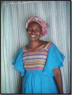 Coumba Diouf: mother, community advocate, and empowered woman
