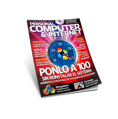 Revista Personal Computer & Intrnet N°100