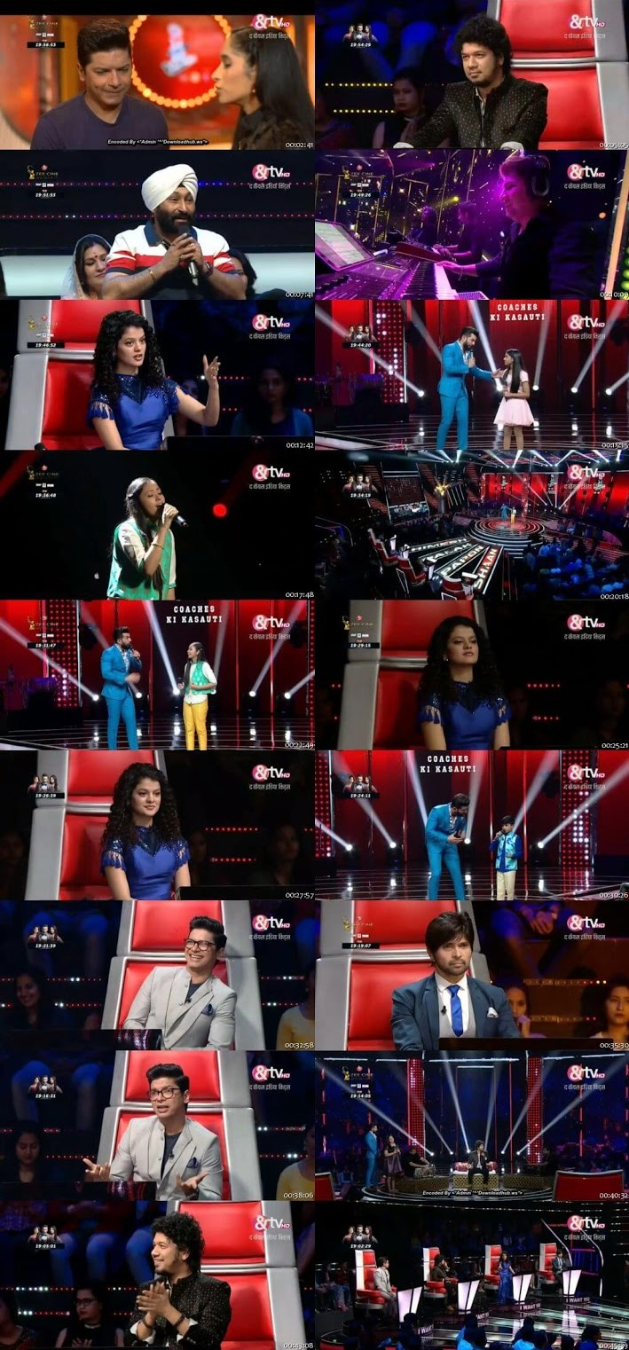 The Voice India Kids 2 06 January 2018 Episode 17 HDTV 480p