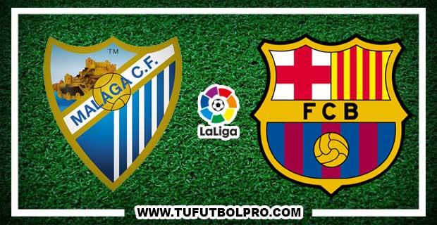Ver Málaga vs Barcelona EN VIVO Por Internet Hoy 10 de Marzo de 2018